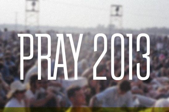 Modlitwa 2013