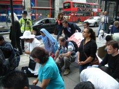 Wierzący na ulicy