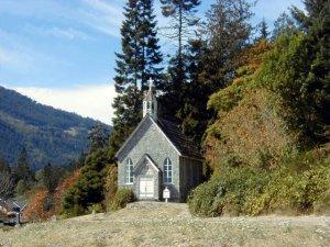 mały kościół