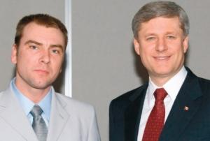 Z premierem Kanady