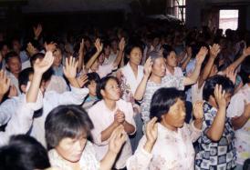 kościół w Chinach