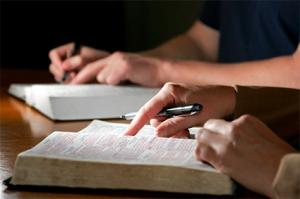 studiowanie Biblii